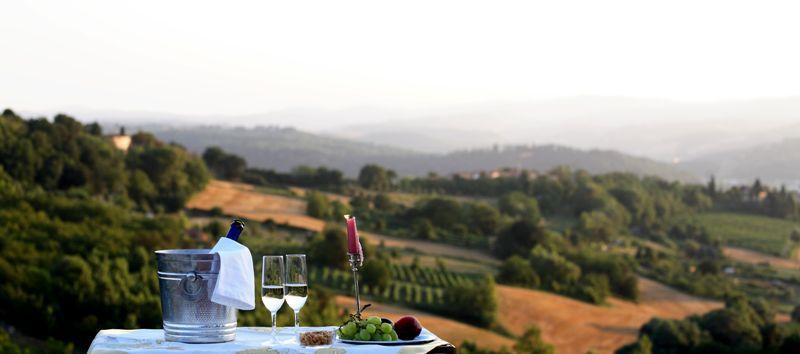 Otoño en Chianti - Toscana 5